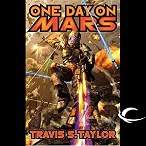 One Day on Mars Audiobook