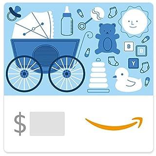 Amazon eGift Card - Baby Icons Blue (B01M0WY8ST) | Amazon price tracker / tracking, Amazon price history charts, Amazon price watches, Amazon price drop alerts