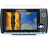Tuff Protect Clear Screen Protectors for Humminbird Helix 10 Fish Finder Screen
