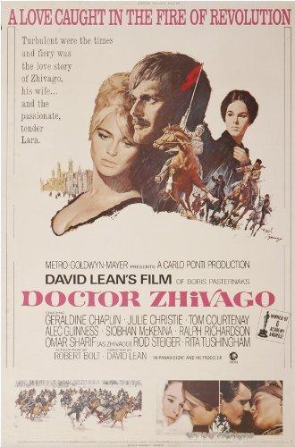 Doctor Zhivago POSTER Movie (27 x 40 Inches - 69cm x 102cm) (1965) - Chaplin Movie Poster