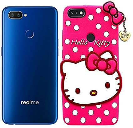 cheaper c669b 20817 RidivishN Back Cover for Realme 2 Pro/Light Thin Shock Proof Flexible Back  Cover case for Realme 2Pro (Pink)