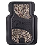Ducks Unlimited Mossy Oak Blades Camo Floor Mats, Set of 2
