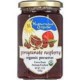 Mediterranean Organics Preserve Pomegranate Raspberry, 13 oz