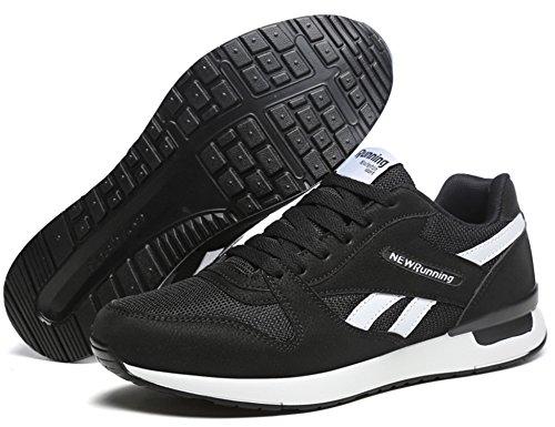 Chaussure Homme R Running Fitness Multisports de Noir Chaussures Gym DT72 Baskets Course de Sneakers N de Outdoor Sport Femme qBw0x5x