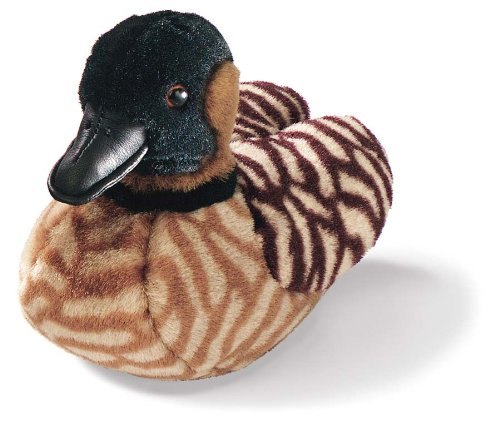 Nene - Audubon Plush Bird (Authentic Bird Sound)