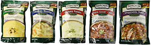 - Bear Creek Country Kitchens Soup Mix Variety Pack