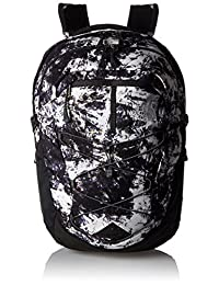 The North Face Women's Borealis Backpack(Diamond Life Print/Asphalt Grey,One Size)