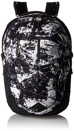The North Face Women's Women's Borealis Diamond Life Print/Asphalt Grey Backpack
