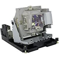 BenQ 5J.J8805.001 Projector Housing with Genuine Original Philips UHP Bulb