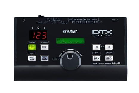 Yamaha dtx k con sgabello o cuffie amazon strumenti