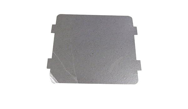 CANDY - PLAQUE MICA 10,8CM X 10CM pour micro ondes CANDY ...