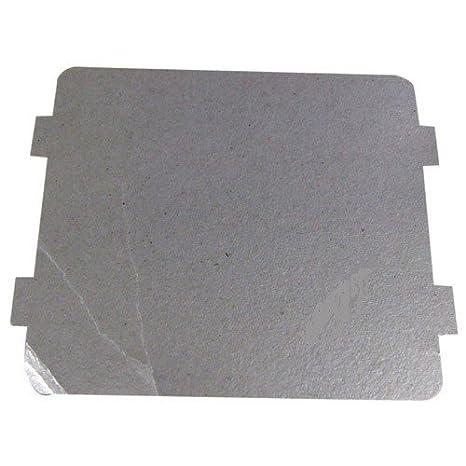 CANDY - PLAQUE MICA 10,8CM X 10CM pour micro ondes CANDY