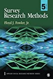 img - for Survey Research Methods (Applied Social Research Methods) book / textbook / text book