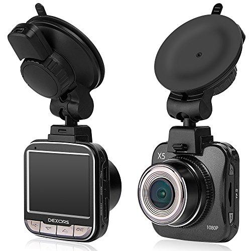 Dexors X5 Dash Cam Pro Car Dashboard Camera 19201080p ...