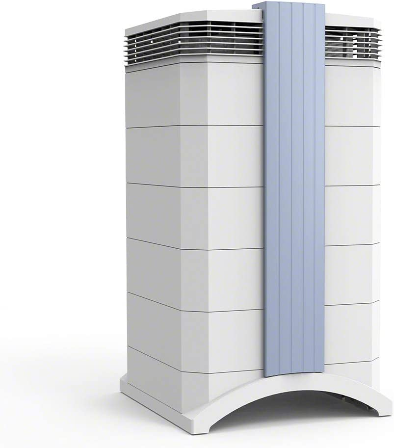 IQAir GC MultiGas HEPA Air Purifier for Areas Affected by Gas, Smoke, Odors, Chemicals, Smokers, Aids with MCS, Activated Carbon Filter, Large Room