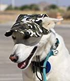 LoveWally DOG OUTDOOR PET HAT ♦ ADJUSTABLE AUTHENTIC USA SELLER ALL SIZES & COLORS (Large, Camo)