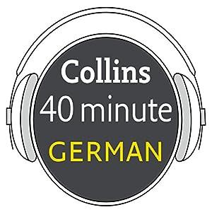 German in 40 Minutes Audiobook