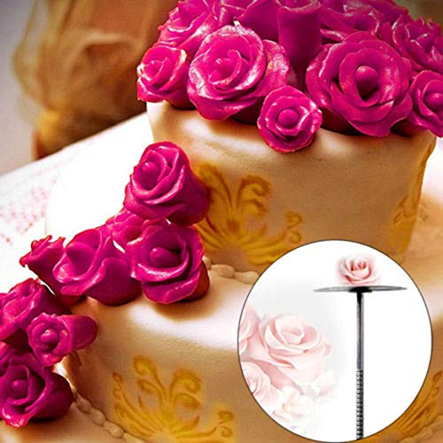 (Stickers Of Rhinestones Art - Cake Flower Nail Handle Cupcake Decorating Icing Cream Sugarcraft Needle - Of Life Dry Birthday Cake Cake Life Dessert 3d Jewelry Other Sterling Silver Cak)