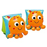 Best Intex Baby Floaties - Intex Lil' Octopus Inflatable Arm Bands Floatation Sleeves Review