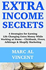 Here's How You Can Earn Money Online and Work at Home...Learn how to create a new source of income through your own side-hustle.Promote products and services and start working at home today!Here's a preview of what you'll learn in this 4 book...