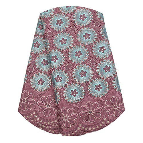 Nigerian Lace Fabric,Fashion African Kano Cotton Swiss Voile Lace in Switzerland Na2266B 2,Picture 7