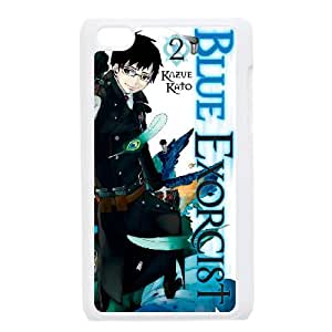 Blue Exorcist iPod Touch 4 Case White S4734432