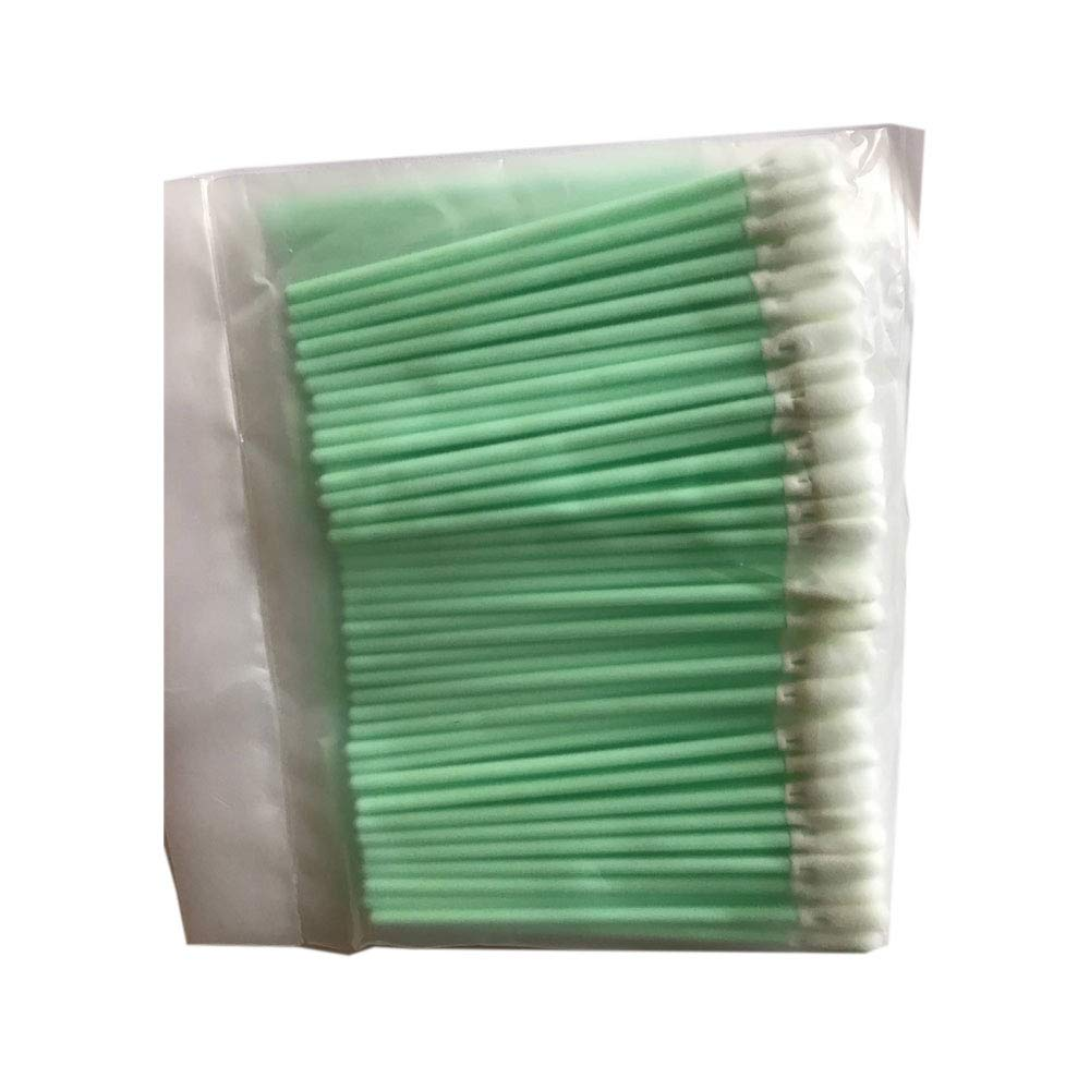 1000PCS Foam Cleaning Swabs for Epson/Roland/Mimaki/Mutoh Inkjet Printers 160mm Long (Made of Sponge)