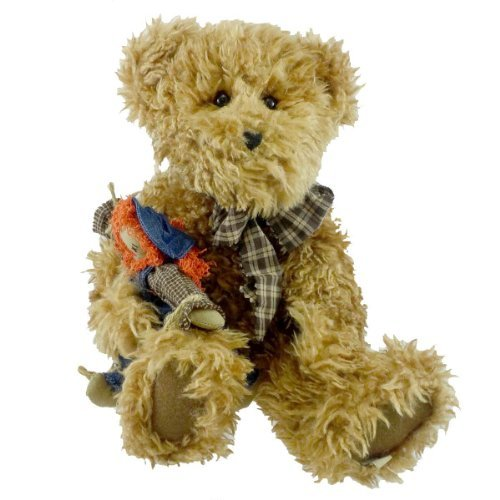 - Boyds Bear RUSTY & SCARECROW 912642 Retired by BOYDS BEARS PLUSH