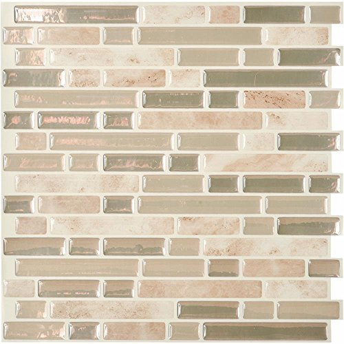QUINCO AND CO INC SM1043-6 Bellagio Sabbia Tile