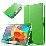 "Onebook PU Leather Folio Case Stand Cover For Samsung Galaxy Tab 4 10.1"" SM-T530 Tablet"