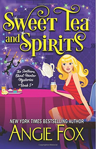 Sweet Spirits Southern Ghost Hunter