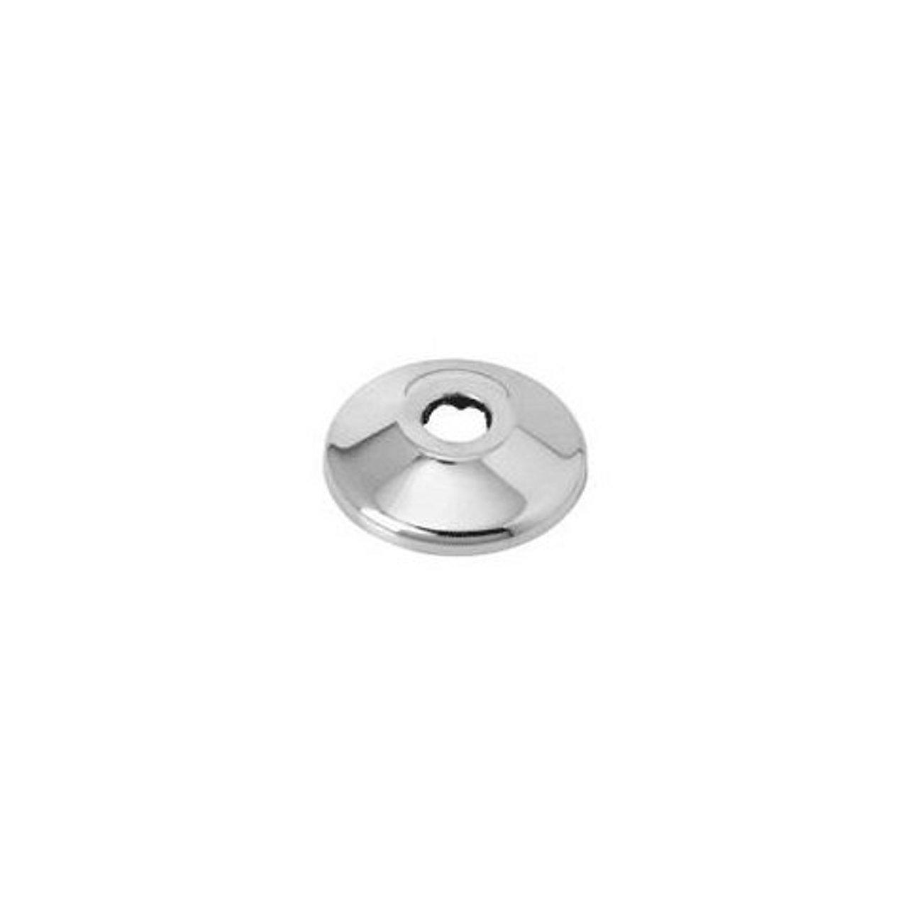 BrassCraft 649 NS 1/2-Inch OD Escutcheon, Satin Nickel by BrassCraft