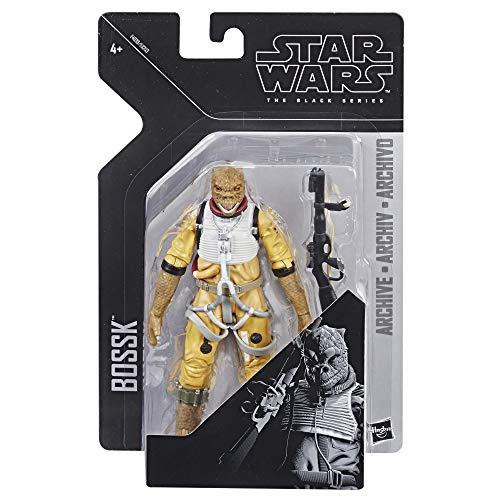 Star Wars E4039ES1 E5 BL GR Bossk Figure, Multi-Colour
