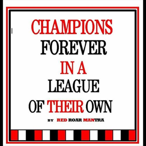 Champions League Mp3 Download: Champions Forever In A League Of Their Own By Red Roar