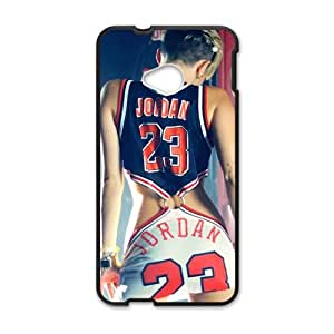 Happy Miley Cyrus Cell Phone Cell Phone Case for HTC One M7