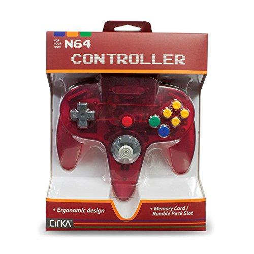 CirKa Controller for N64 (Watermelon)