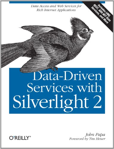 Download Data-Driven Services with Silverlight 2 Pdf
