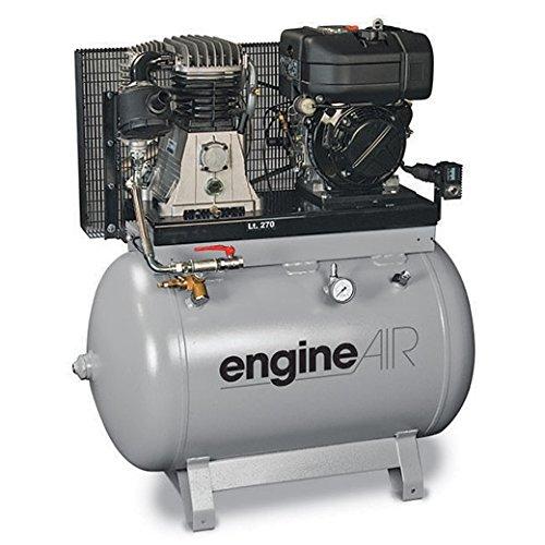 Compresor de aire bi-energie Independiente Motor Diesel lambardini ...