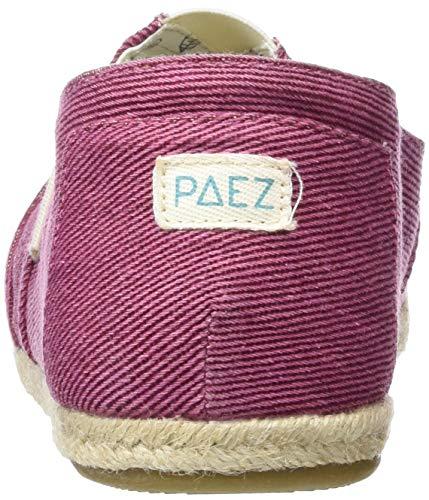 Uomo Rosso Paez Espadrillas Raw Canyon Original Essentials 503 vppnZ