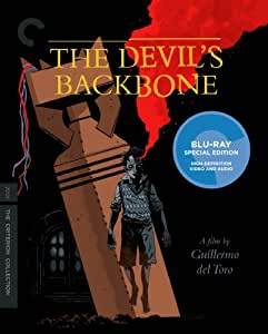 The Devil's Backbone (The Criterion Collection) [Blu-ray] [Import]