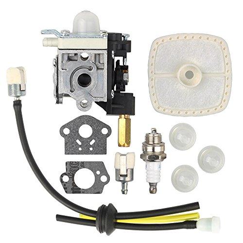 HURI Carburetor with Gasket Air Filter Fuel Filter Fuel Line