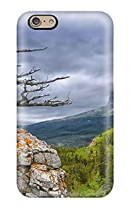 Garrison Kurland's Shop New Style Tpu Case For Iphone 6 With Glacier National Park 6327352K98727350