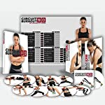 NATARIFITNESS..COM  51RwV5Wh4TL._SS150_ Circuit Burnout 90: 90 Day DVD Workout Program with 10+1 Exercise Videos + Training Calendar, Fitness Tracker &Training…