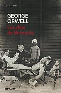 Los días de Birmania par Orwell