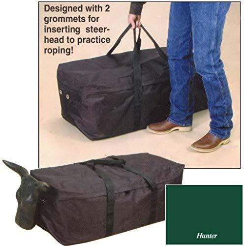 Tough-1 Hay Bale Bag Hunter Green