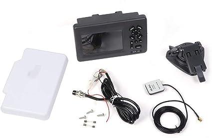 Marine Navigator LCD LCD en color de 5 pulgadas GPS IPX5 Plotter ...