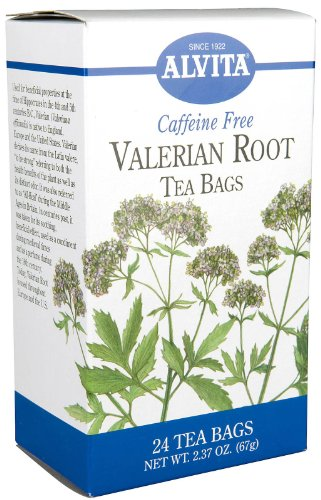 Alvita Tea Valerian Root 24 bag ( Multi-Pack)