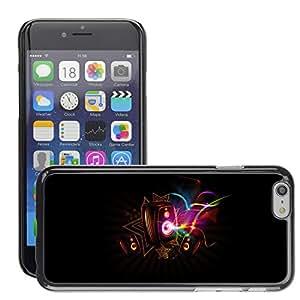 Super Stellar Slim PC Hard Case Cover Skin Armor Shell Protection // M00048926 speakers aero black // Apple iPhone 6 PLUS 5.5