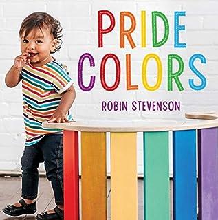 Book Cover: Pride Colors