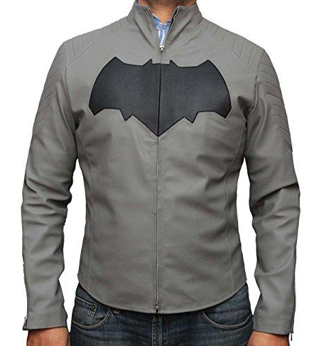 Jean Gray X Men Costume (Ben Affleck Grey Jacket Halloween Costume (XS, Grey))